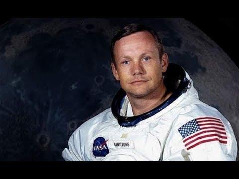 Нейл Армстронг: Первый человек на Луне