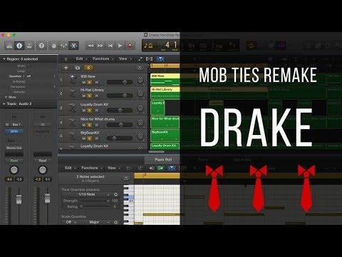 Drake - Mob Ties (Instrumental Remake)