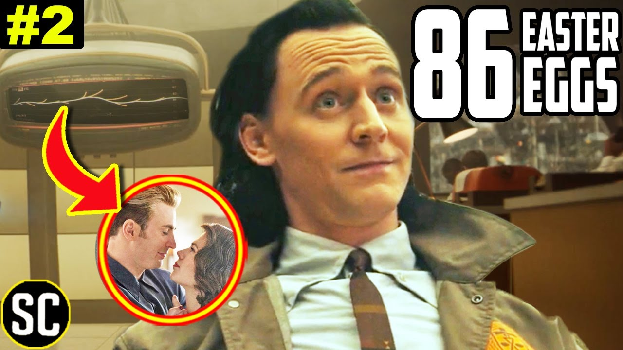 LOKI 1x02: Every Easter Egg + Guardians of the Galaxy Tie-In | Marvel References & Episode BREAKDOWN