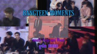 BTS X SEVENTEEN MOMENTS AT GDA 2020 | BANGTEEN MOMENTS ( mostly SUGAWOOZI) mp3