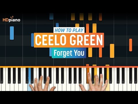 "How To Play ""Forget You (Updated)"" by CeeLo Green 