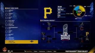 "MLB the Show 17 ""Postseason Mode"" EP 1"