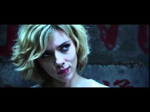 Смотреть онлайн трейлер к фильму Люси (Lucy) 2014 в хорошем качестве