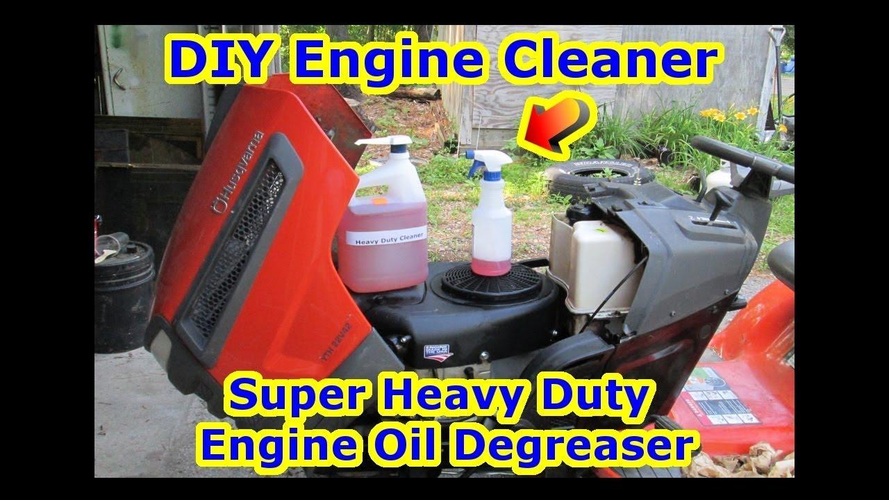 Oil Grease Grime Engine Degreaser