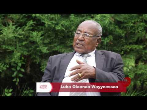 """MO'AA TV: """"Dirree Wangeelaa""""  s1 Ep.4 Luba Olaanaa Wayyeessaa wajjin."""