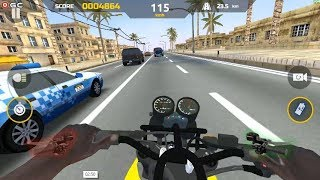 Moto Racing Club - Traffic Motor Highway Rider MAP 2 - Android Gameplay FHD #2