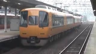 近鉄 12200系+22000系の4両編成同士の連結~発車の光景