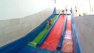 Kids Slide at AquaMagis Plettenberg