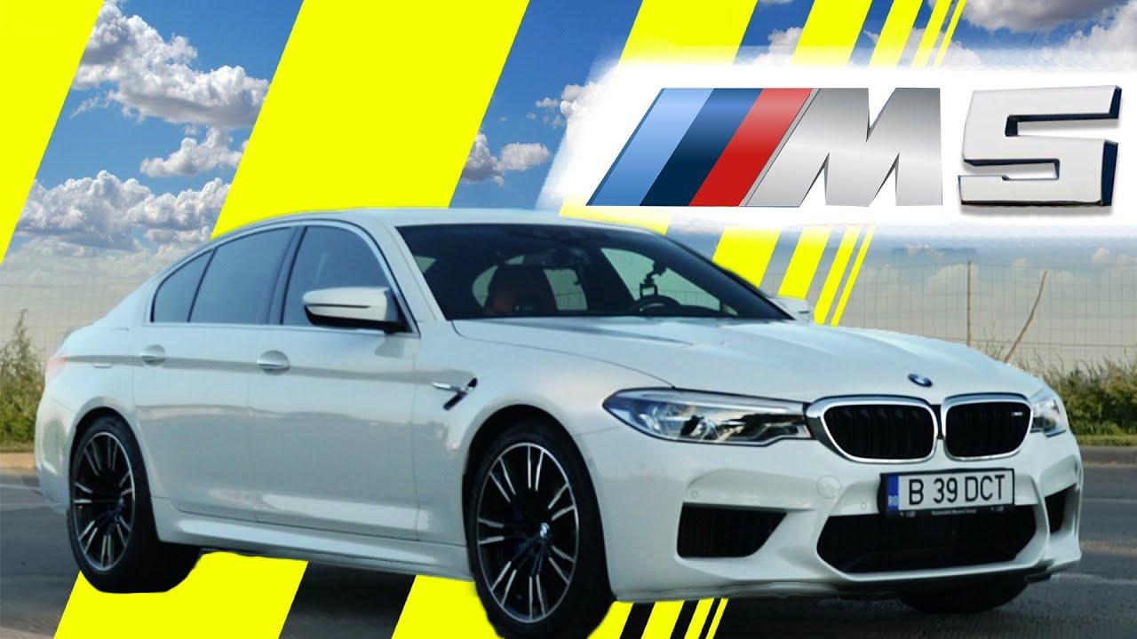 Primul M5 NOU din Romania 140.000€ 600cai