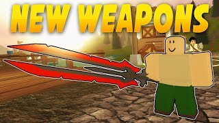 Dungeon Quest (NEW Weapons & NEW MAP!) Coming Soon | Roblox
