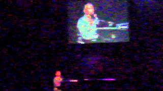 Back at one- Brian McKnight Auckland NZ