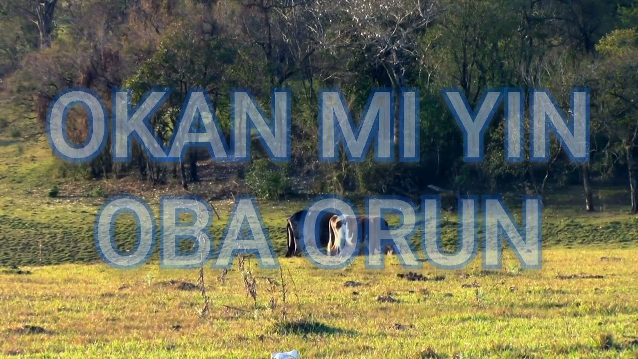 Download Okan Mi Yin Oba Orun  Yoruba Hymn  Yoruba Song Gospel Yoruba Music 