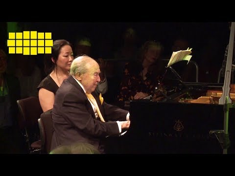 Menahem Pressler - Chopin: Nocturne in C Sharp Minor, Op. posth. | Yellow Lounge