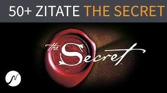 """50+ Zitate aus """"The Secret"""" (Beschreibung lesen!)"""