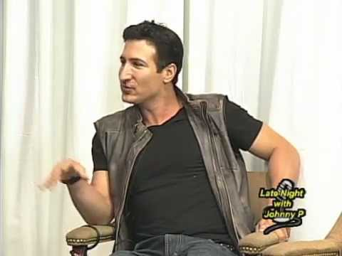 Late Night with Johnny P Show/ Actor William Demeo
