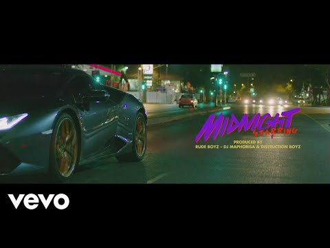 DJ Maphorisa - Midnight Starring ft. DJ Tira, Busiswa, Moonc