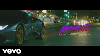 vuclip DJ Maphorisa - Midnight Starring ft. DJ Tira, Busiswa, Moonchild Sanelly