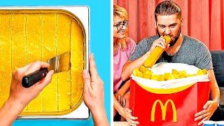 21 AMAZING FOOD HACKS TO MAKE YOU SAY WOW