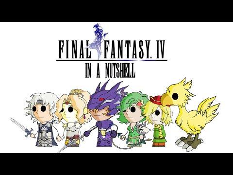 Final Fantasy IV In a Nutshell! (Animated Parody)