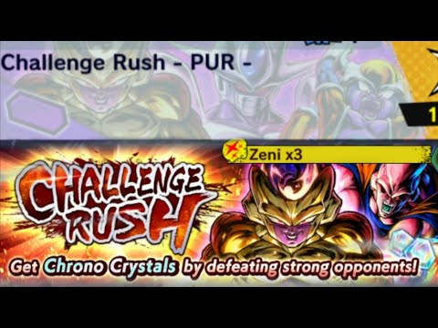 DB LEGENDS CHALLENGE RUSH - PUR//EX CHARACTER