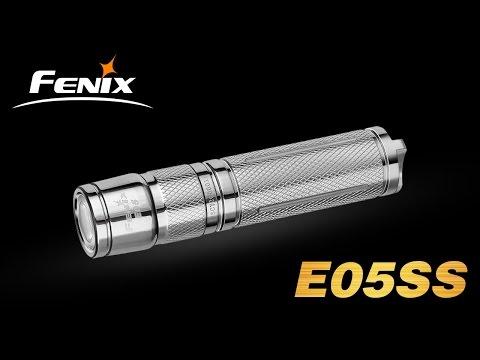 Fenix E05 SS - обзор от LumenHouse