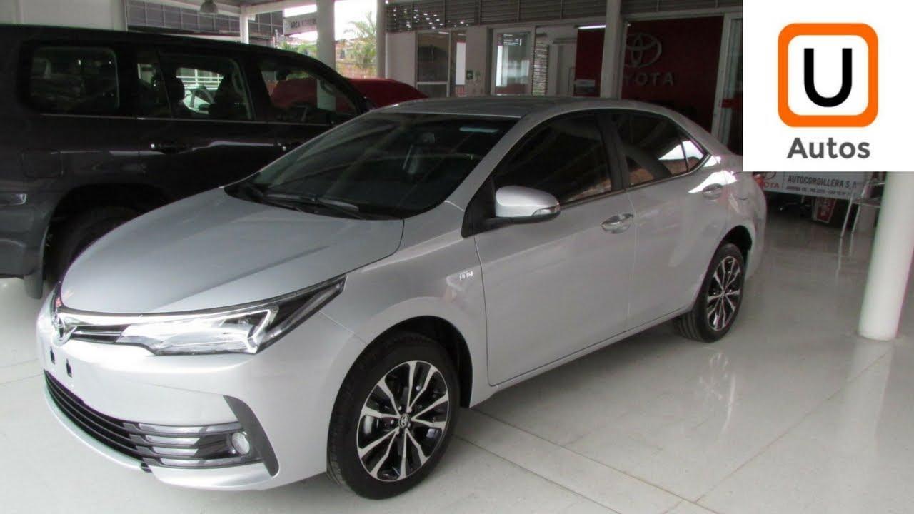 Toyota Corolla Se G 2019 Unboxing Netuautos Youtube
