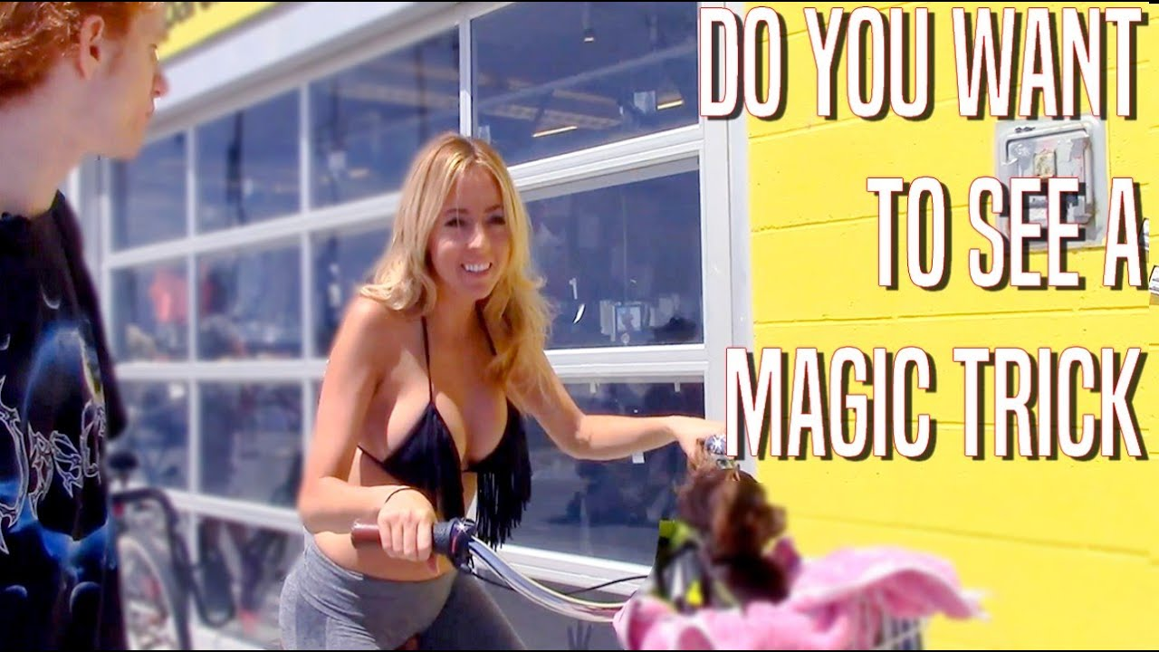 Do You Want To See A Magic Trick - Youtube-5805
