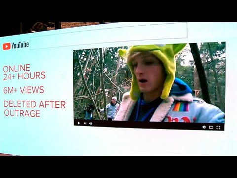 "YouTube's role in Logan Paul's controversial ""suicide forest"" video"