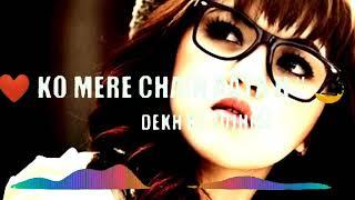 #Tujhko na dekhu to#status #song#love#dsingh#bewafa #Romantic #whatsapp statuswhatsapp status, whats