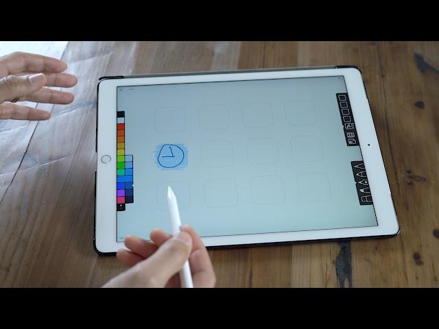 Linea Sketch 2.1 for iPad adds custom color picker, web design ...