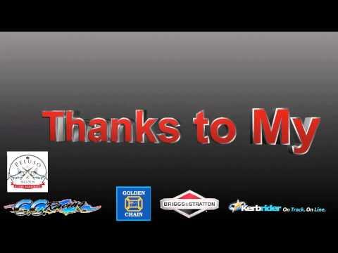 Hugh Barter Racing Video End