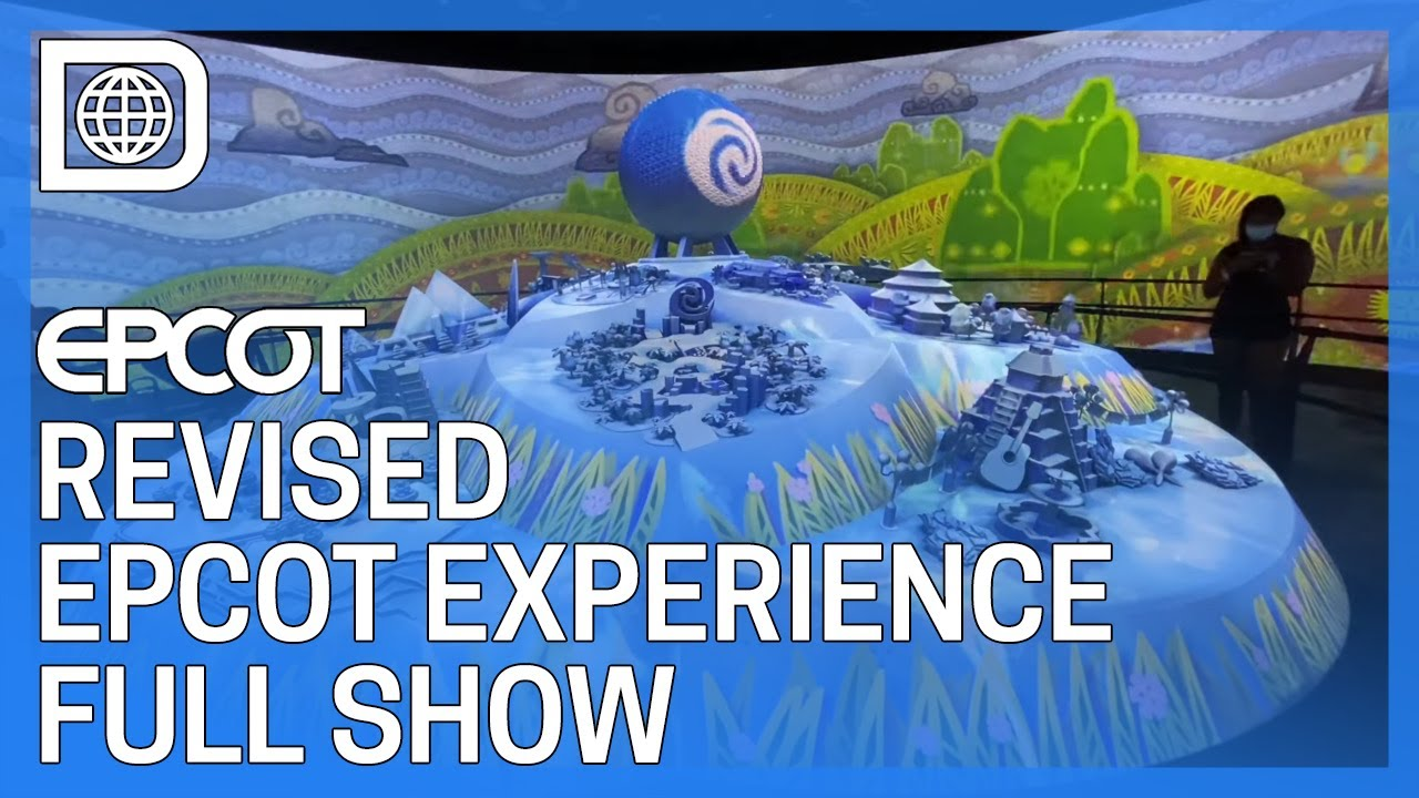 The Epcot Experience - New Edited Edition - EPCOT