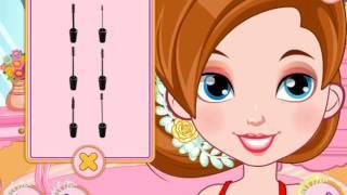 Мультик игра София Прекрасная: Цветочница на свадьбе мамы (Princess Sofia Wedding Rush)
