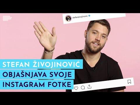 Stefan Živojinović: Trudim se da ne budem pozer na Instagramu! | MONDO inŠTAgram | S01E17