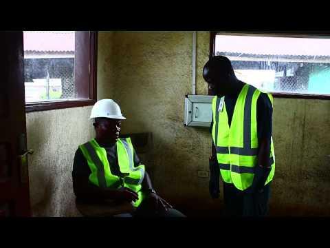 Liberia National Port Authority Prepares to Fight Ebola