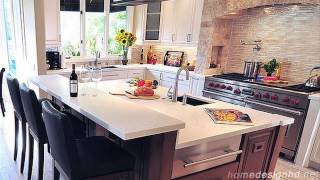 Kitchen Island Design Ideas   Types & Personalities Beyond Function [hd]