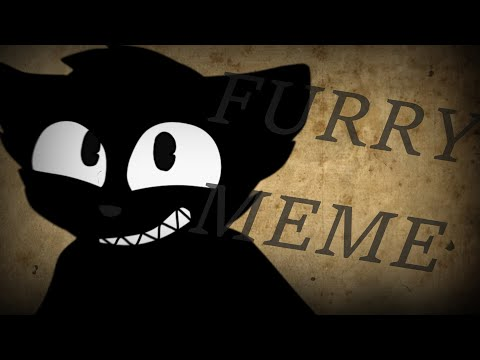 FURRY! (animation meme) // Cartoon cat