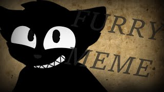 FURRY! (animation meme) // Cartoon cat