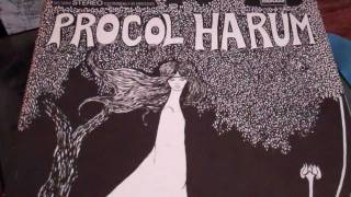 Procol Harum  She wandered through the garden fence