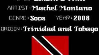 Machel Montano - Blazin D Trail - Trinidad Soca Music
