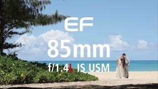 Canon Lensa EF 85mm f1.4L IS USM
