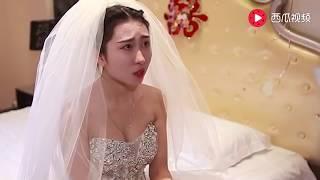 结婚现场丈母娘向新郎要50万彩礼,说给儿子还赌债,不拿钱就不嫁