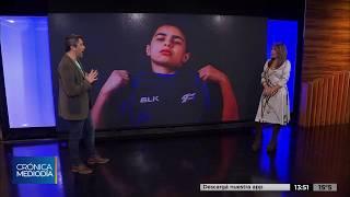 Un adolescente argentino ganó más de 900 mil dólares jugando Fortnite
