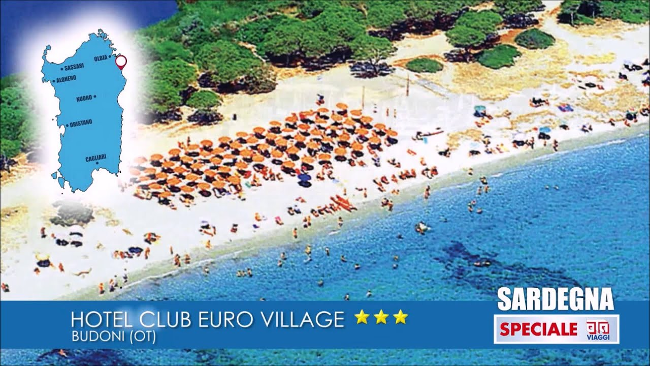 Club hotel eurovillage agrustus budoni sardegna for Hotel sardegna budoni