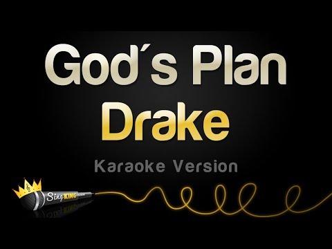 Drake - God's Plan (Karaoke Version)