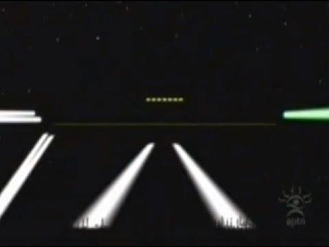 Giant UFO Sighting in the Yukon Territory, Canada 1996 (Documentary)