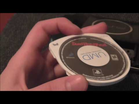 How To Fix A PSP That Won't Read UMDs