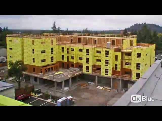 Glissan project, Portland Oregon