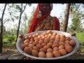 Farm fresh tomato and egg curry | Tasty village food