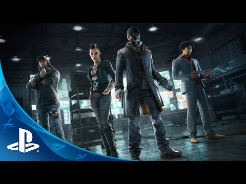 Watch_Dogs Character Trailer